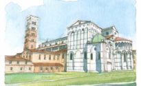 LUCCA DUOMO – abside